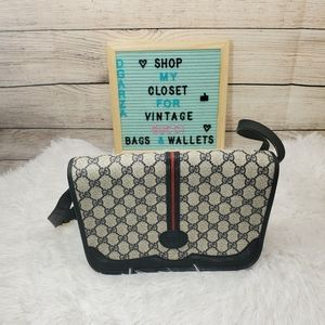 🔥RARE🔥 Gucci vintage bag